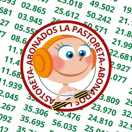 Números abonados Pastoreta.