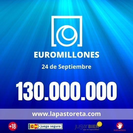 Cartel bote Euromillones