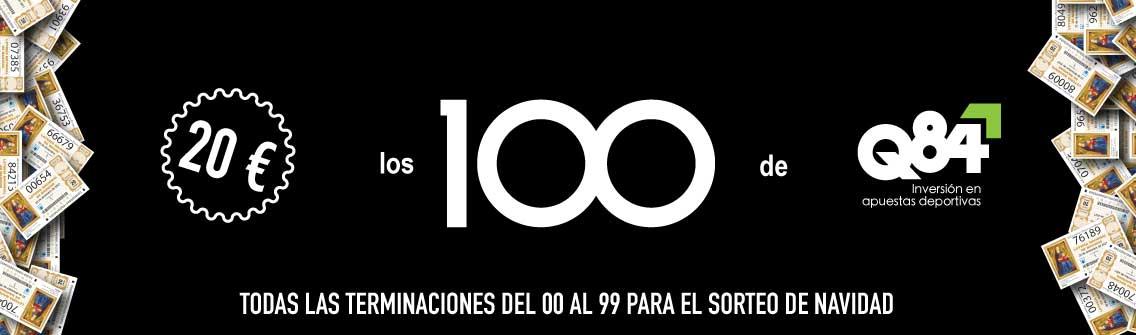 Los 100 de Peña Q84 Navidad