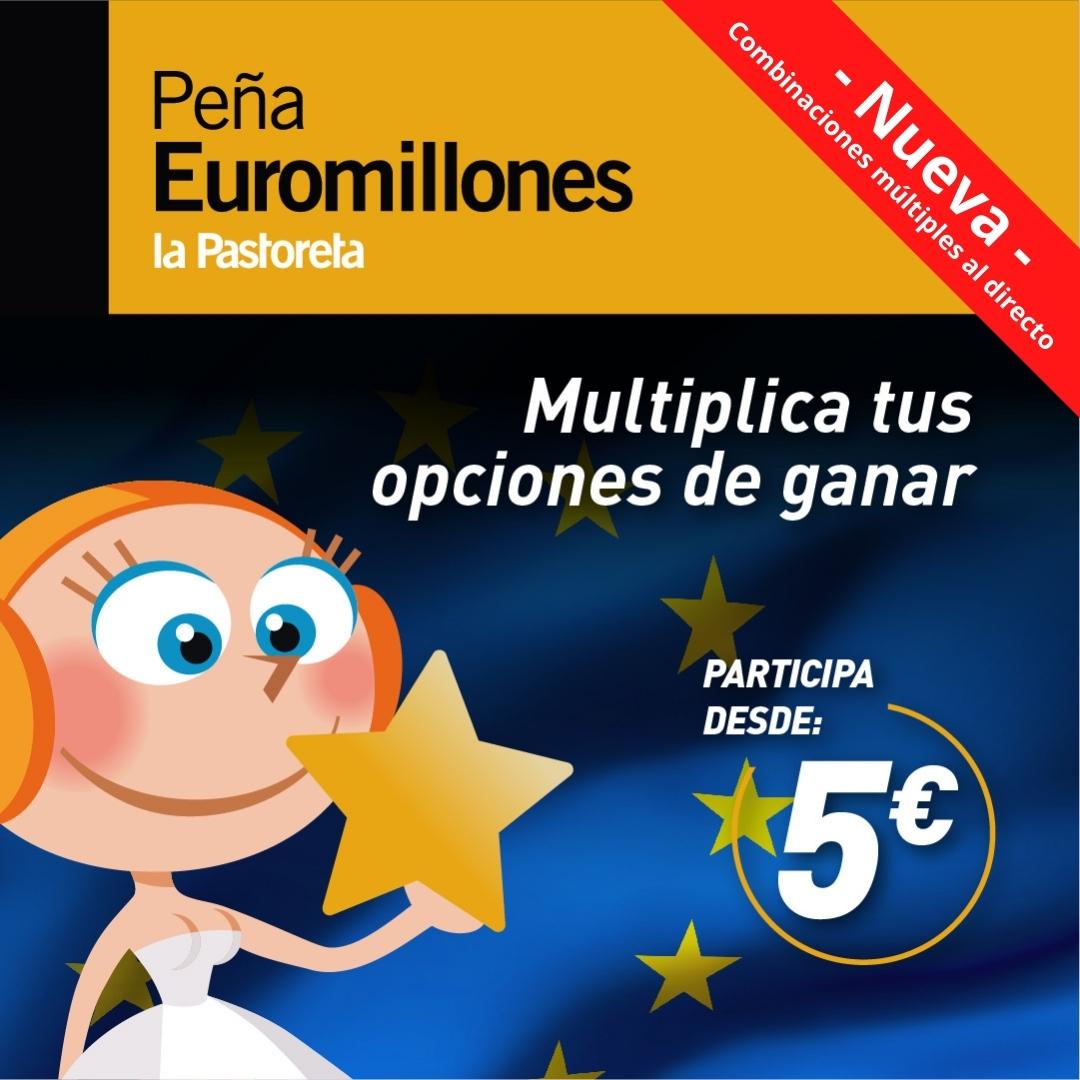 Nueva Peña Euromillones