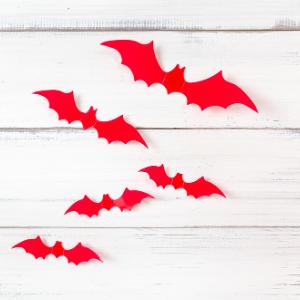 Murciélagos rojos