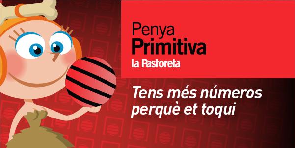 Imatge de la Penya Primitiva de La Pastoreta