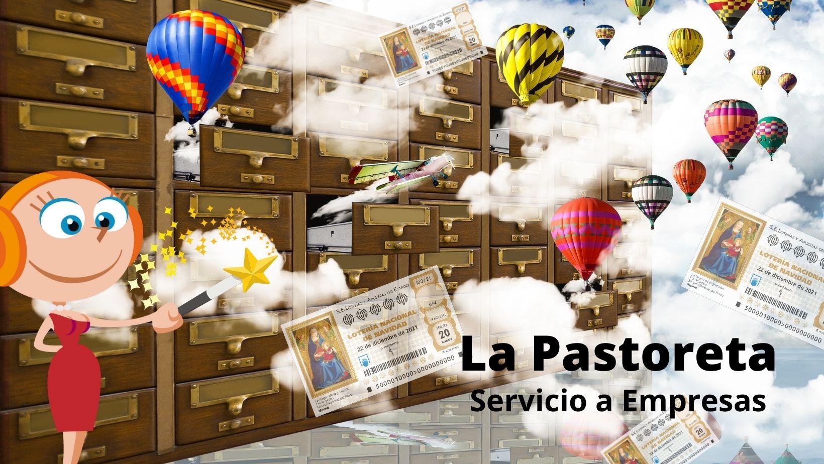 La Pastoreta, servicio a empresas.